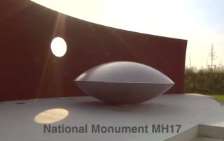 monument MH17